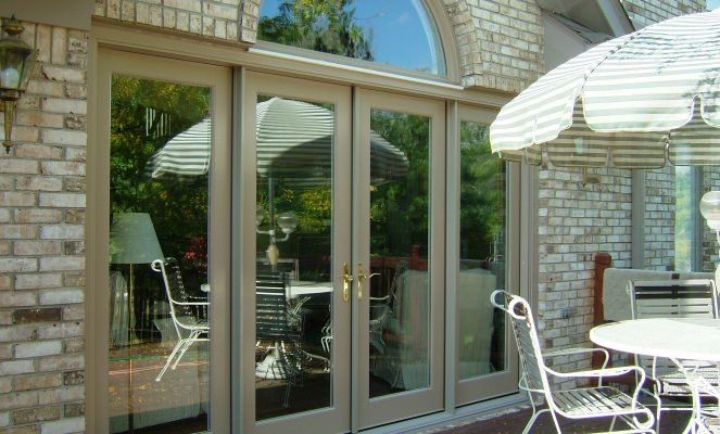 French Swing Doors